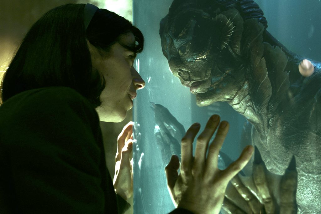 The Shape of Water Wallpaper