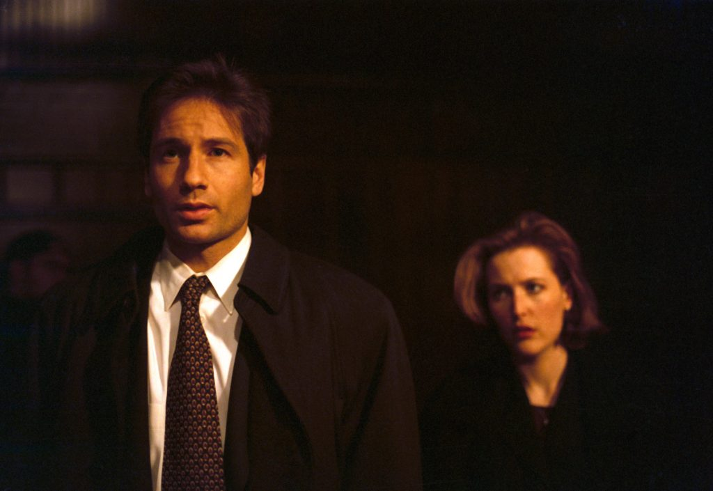 The X-Files Background