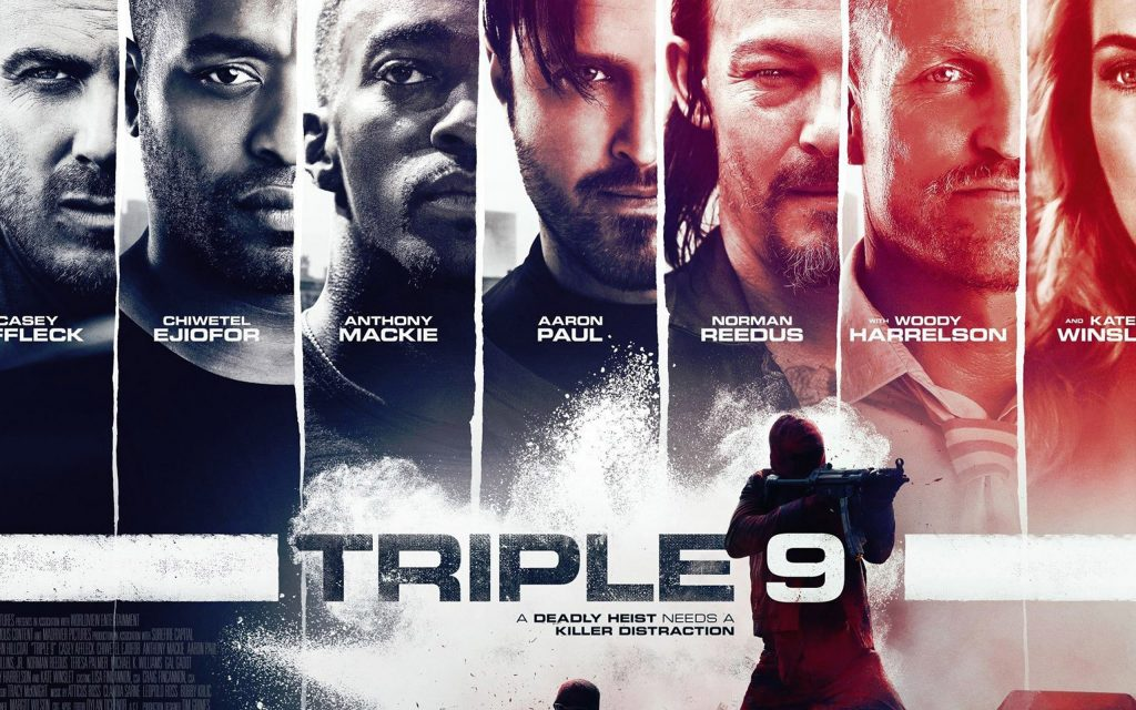 Triple 9 Widescreen Wallpaper