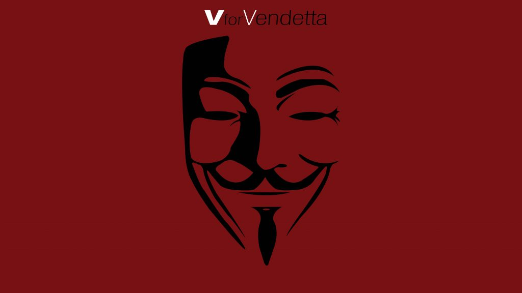 V For Vendetta Background