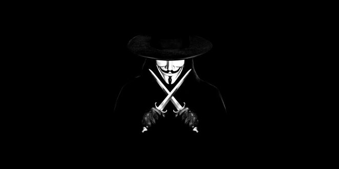 V For Vendetta Backgrounds