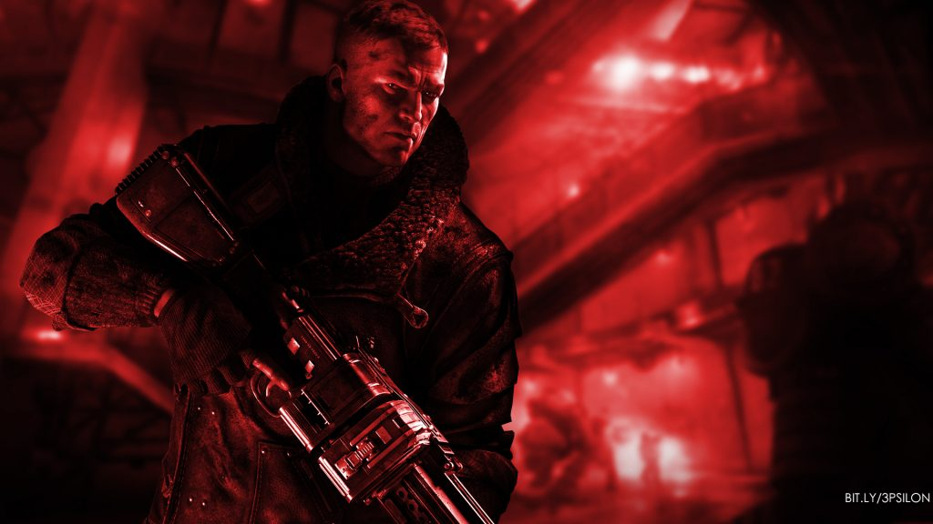 Wolfenstein: The New Order Full HD Wallpaper