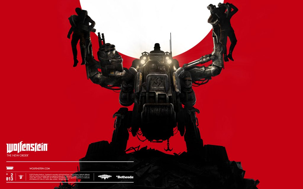 Wolfenstein: The New Order Widescreen Wallpaper