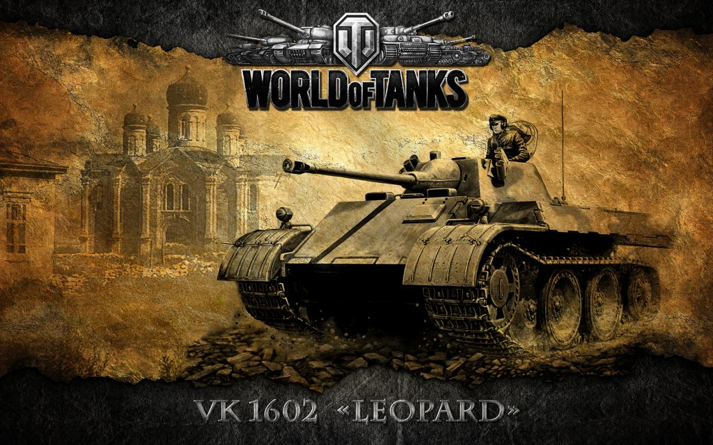 World Of Tanks Widescreen Background