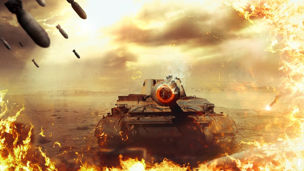 World Of Tanks Full HD Background