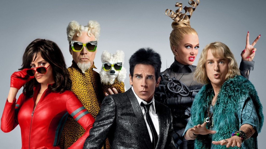 Zoolander 2 Full HD Wallpaper