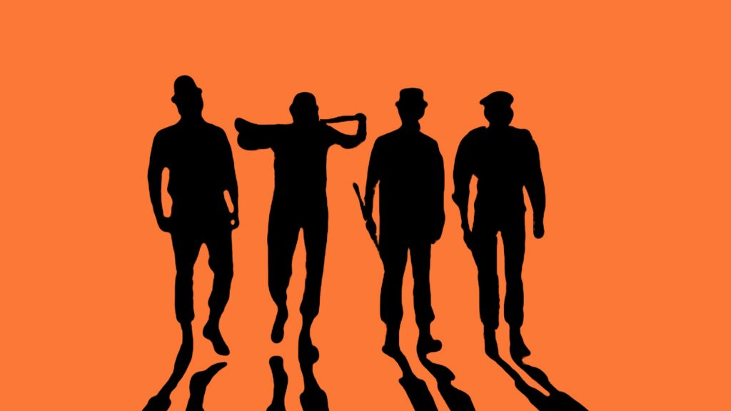 A Clockwork Orange Full HD Wallpaper