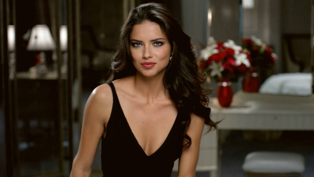 Adriana Lima HD Quad HD Background