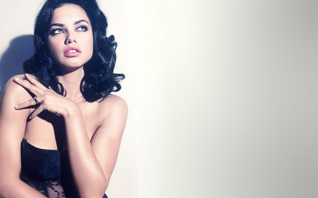 Adriana Lima HD Widescreen Background