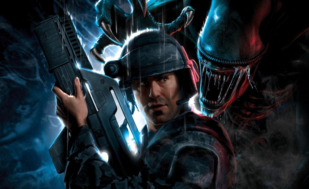 Aliens: Colonial Marines Wallpaper
