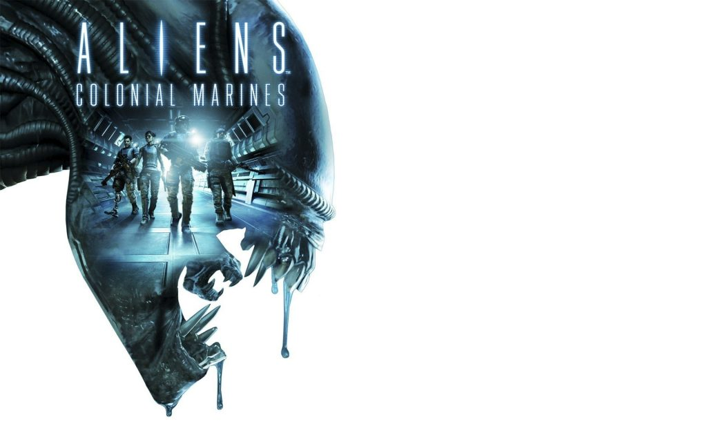 Aliens: Colonial Marines Widescreen Wallpaper
