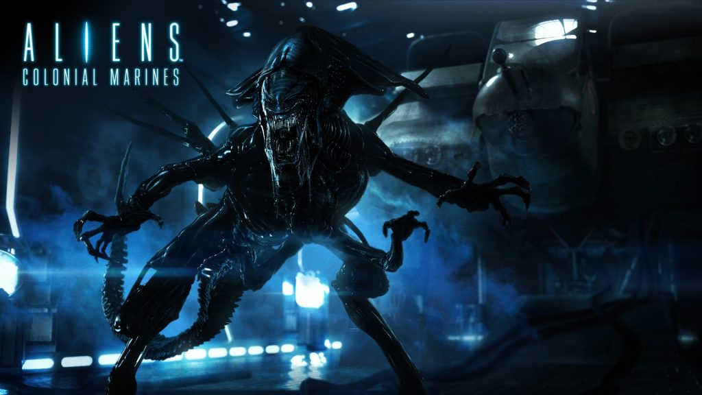 Aliens: Colonial Marines Full HD Wallpaper
