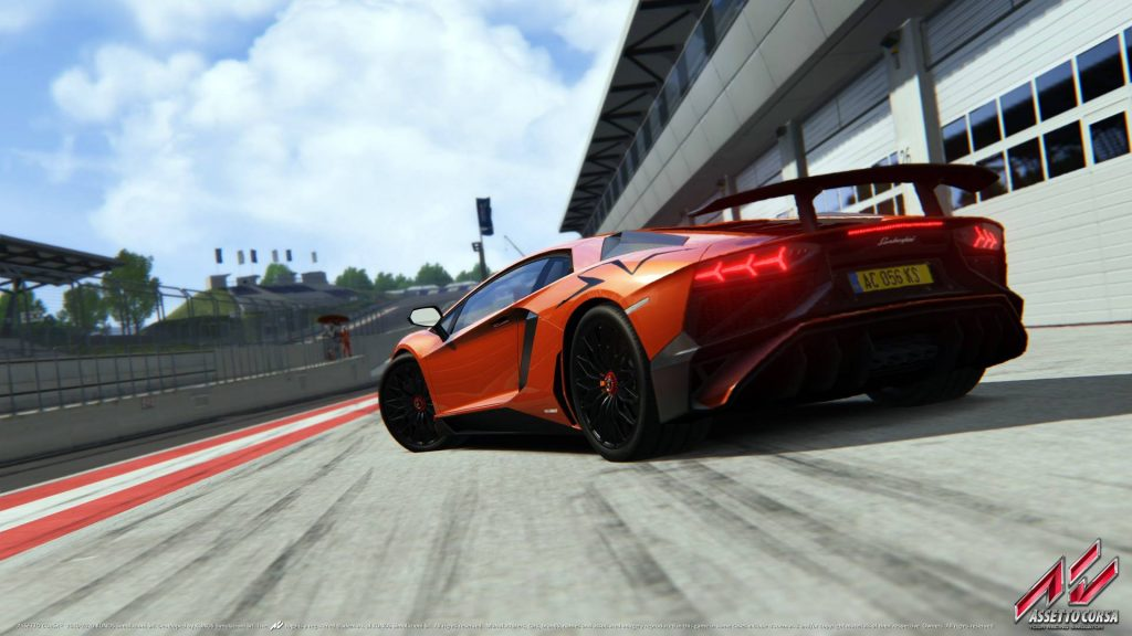 Assetto Corsa Full HD Wallpaper