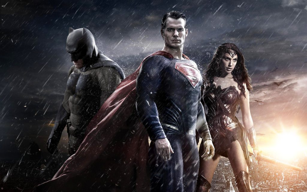 Batman V Superman: Dawn Of Justice Widescreen Wallpaper