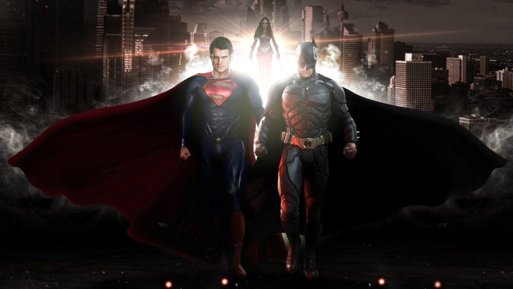 Batman V Superman: Dawn Of Justice Full HD Wallpaper