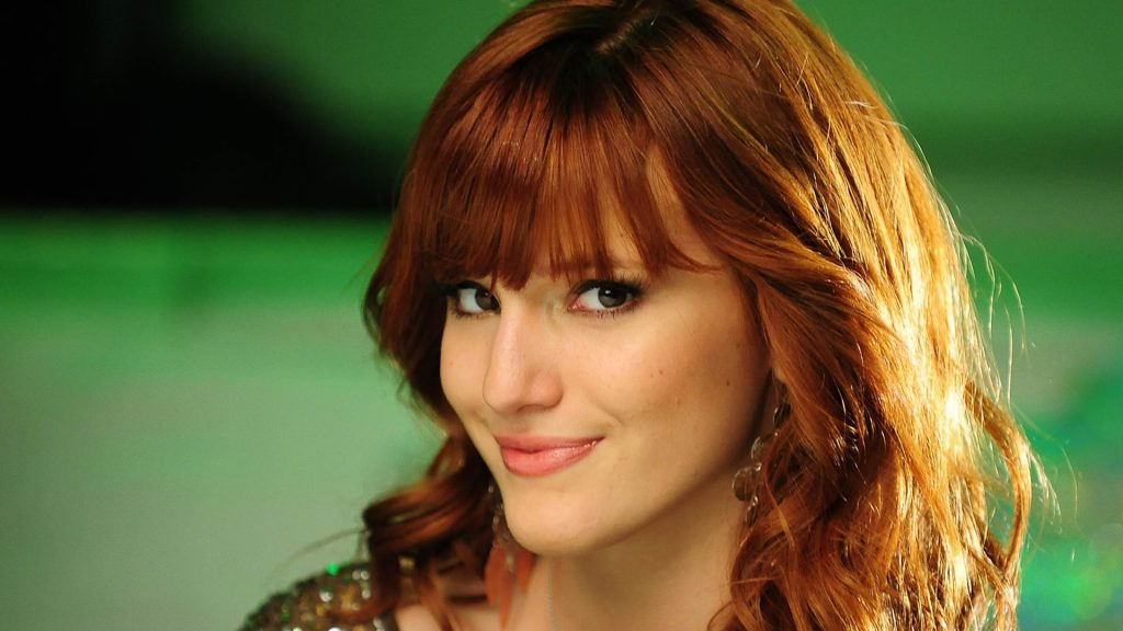 Bella Thorne Full HD Wallpaper