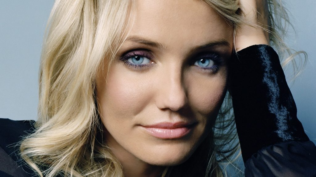 Cameron Diaz Full HD Background