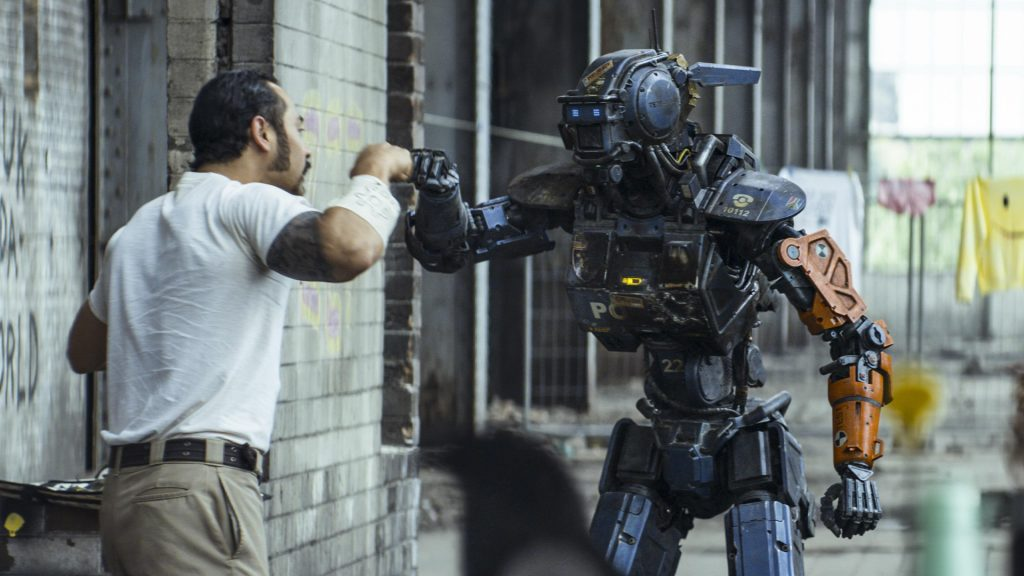 Chappie Full HD Wallpaper