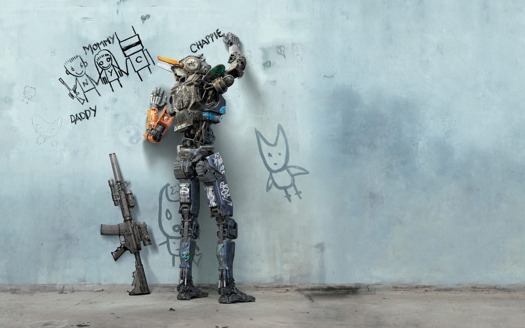 Chappie Widescreen Wallpaper
