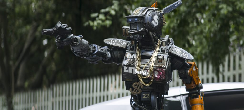 Chappie Wallpaper