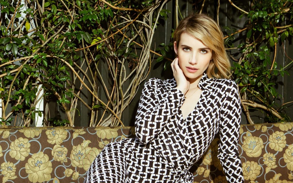 Emma Roberts Background