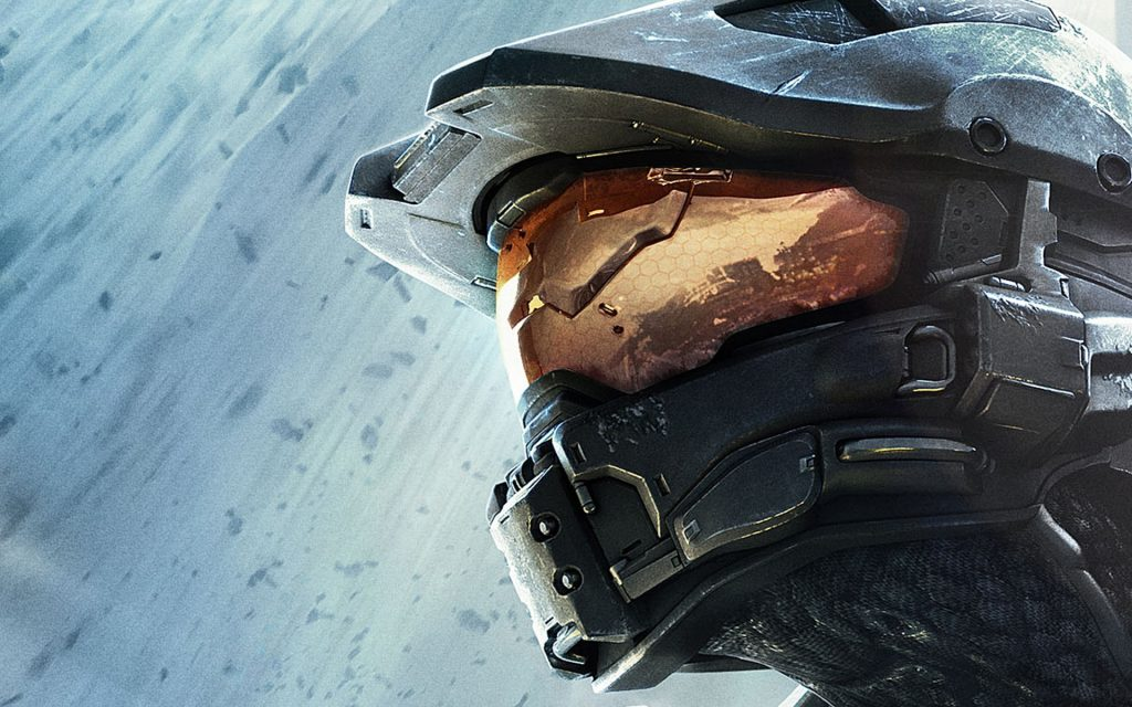 Halo 4 Widescreen Background