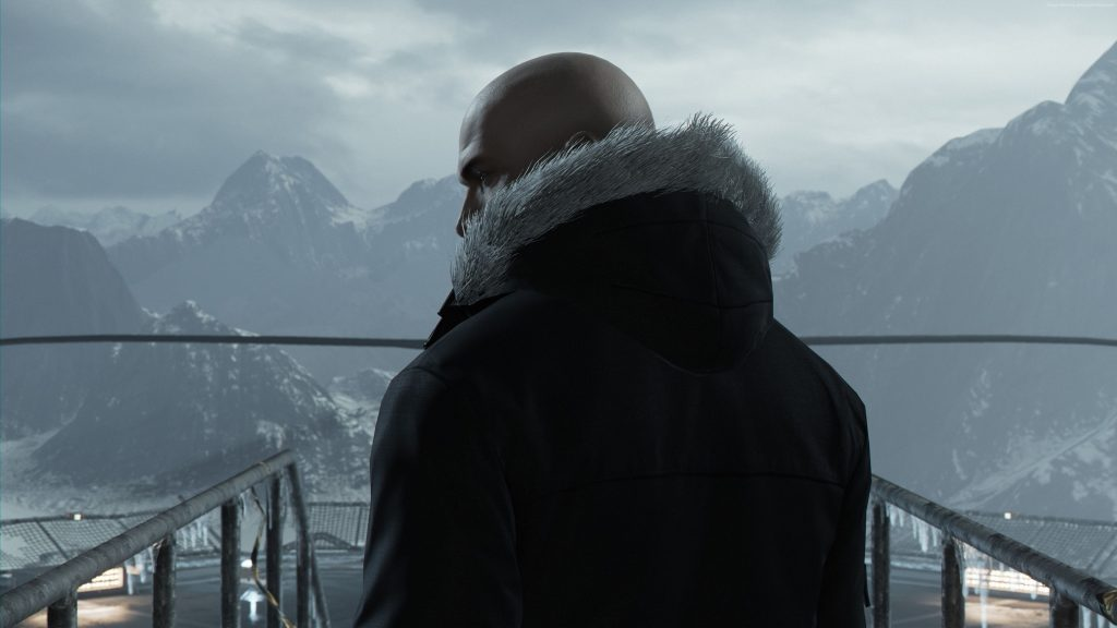 Hitman (2016) 4K UHD Wallpaper