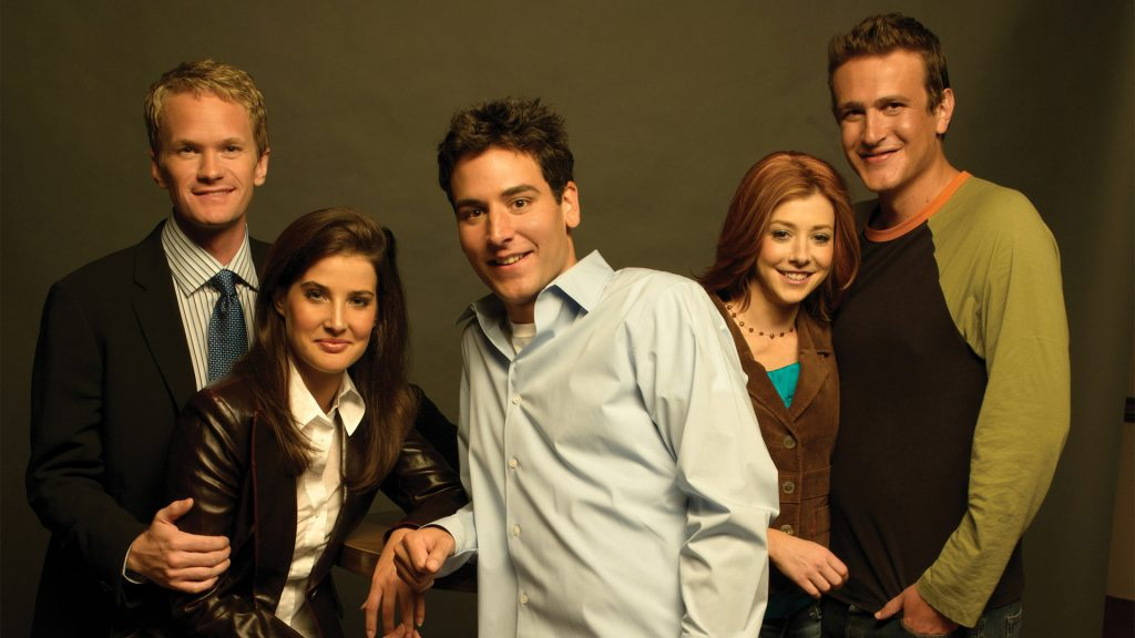 How I Met Your Mother Full HD Wallpaper