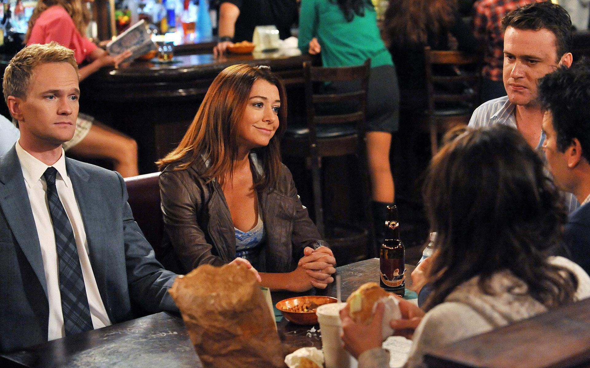 How I Met Your Mother Wallpapers Pictures Images
