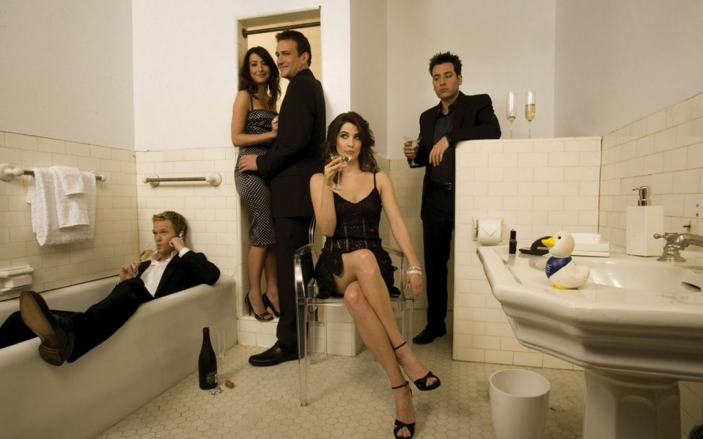 How I Met Your Mother Widescreen Wallpaper