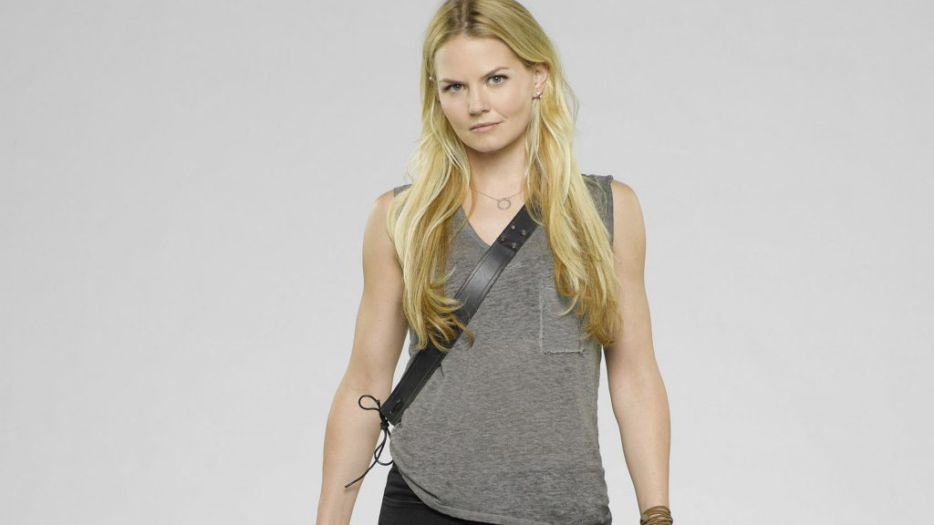 Jennifer Morrison Full HD Wallpaper