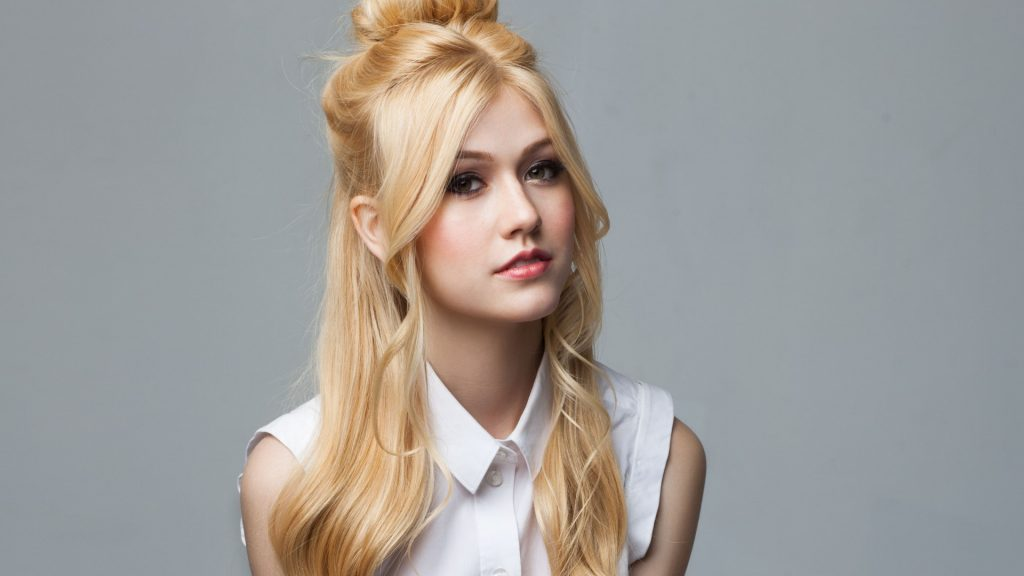 Katherine Mcnamara Full HD Wallpaper