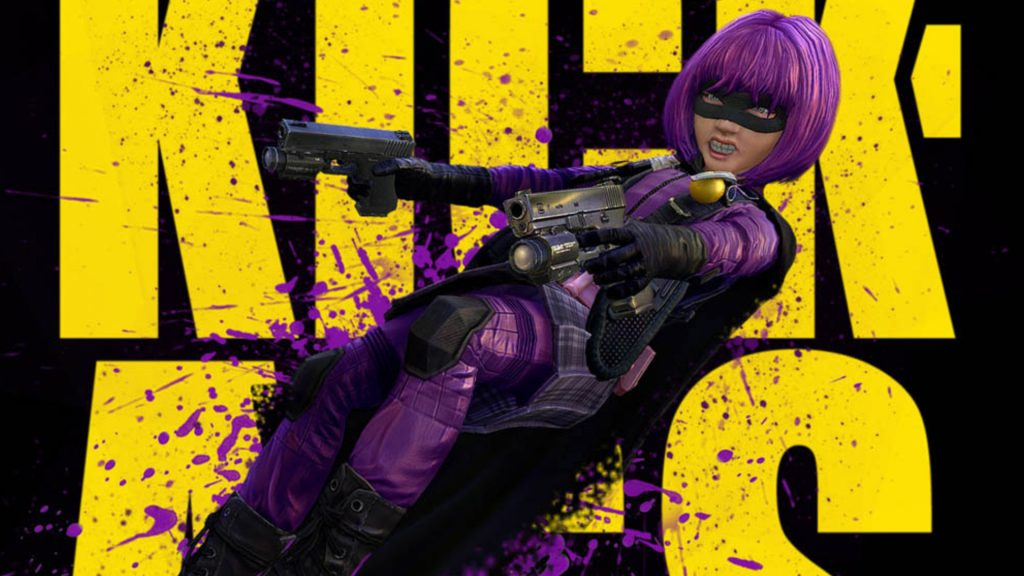 Kick-Ass Full HD Wallpaper