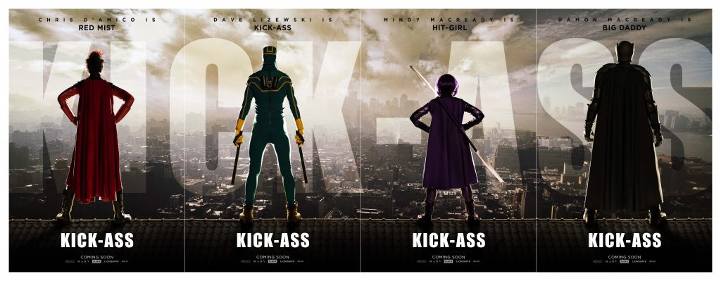 Kick-Ass Wallpaper