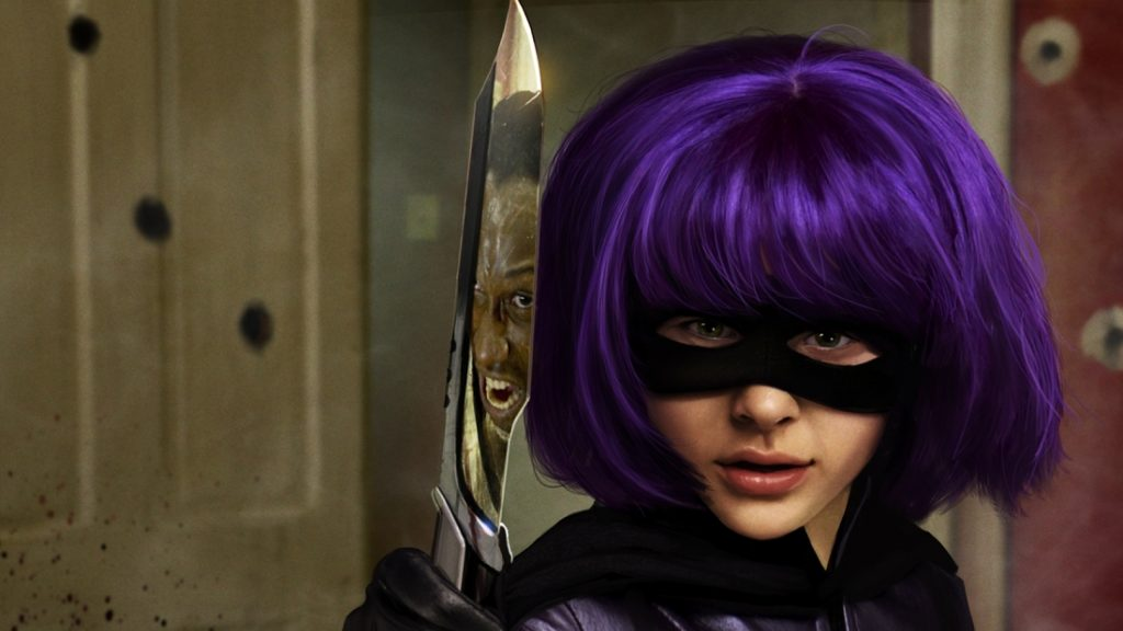 Kick-Ass Quad HD Wallpaper