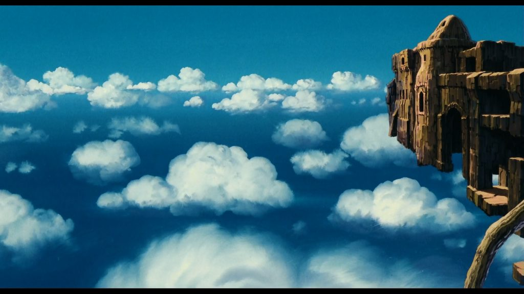 Laputa: Castle In The Sky Full HD Wallpaper