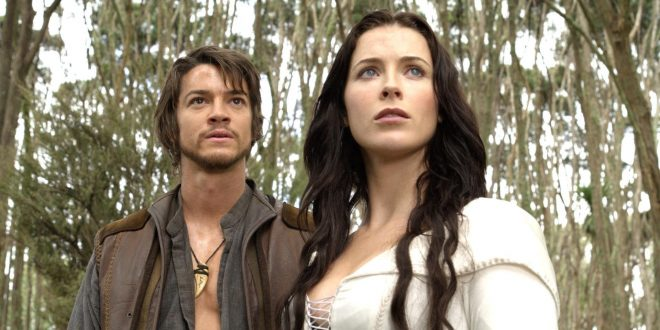 Legend Of The Seeker HD Backgrounds