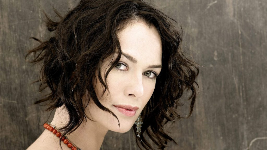Lena Headey Full HD Wallpaper