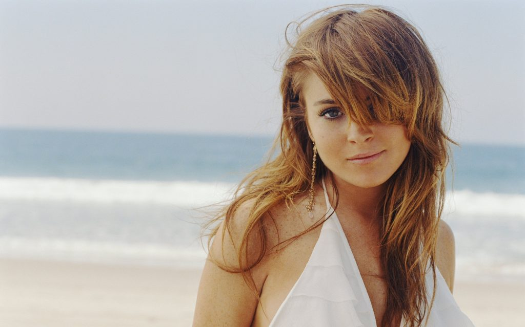 Lindsay Lohan HD Wallpaper