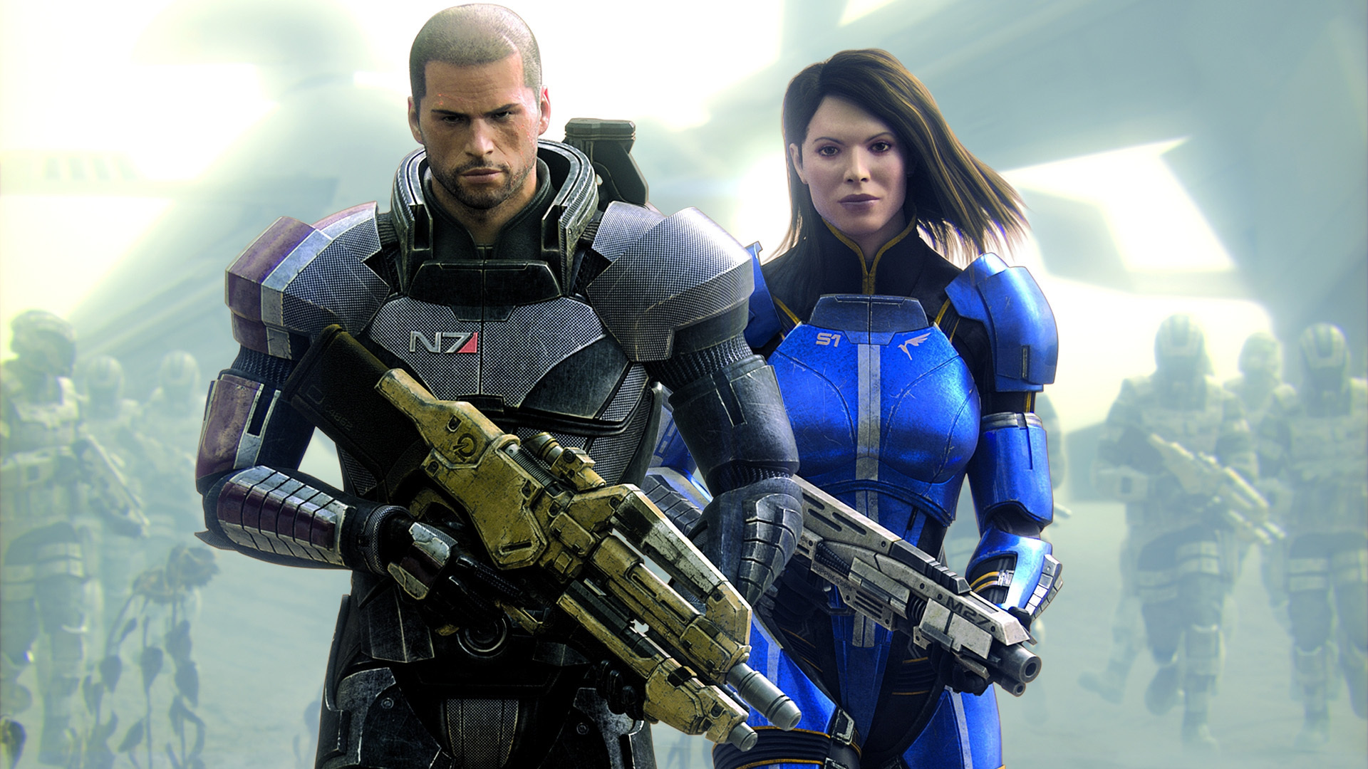 Mass Effect 3 Wallpapers Pictures Images