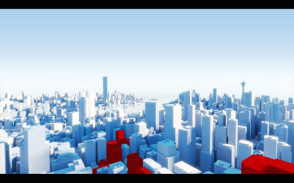 Mirror's Edge Widescreen Background
