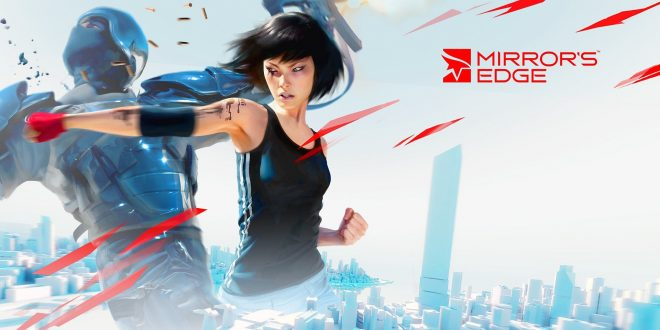 Mirror's Edge Backgrounds