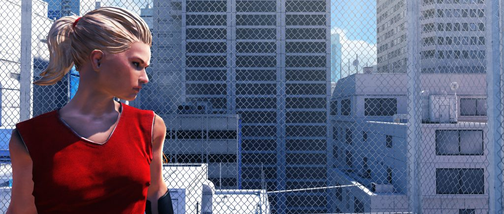 Mirror's Edge Background