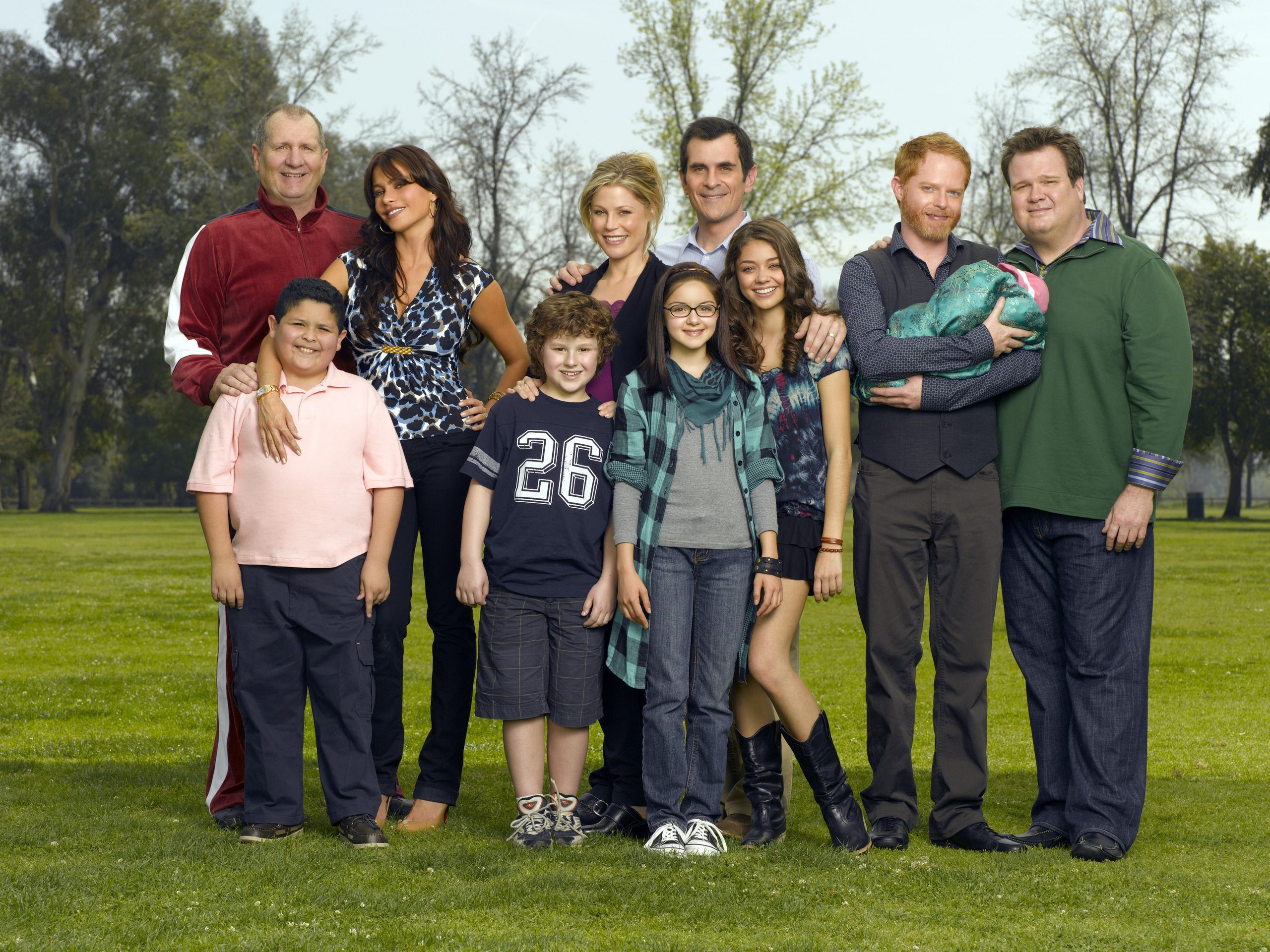Modern Family Background