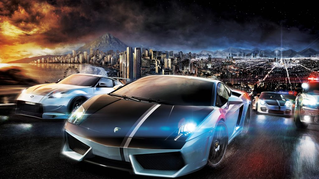 Need For Speed Full HD Wallpaper