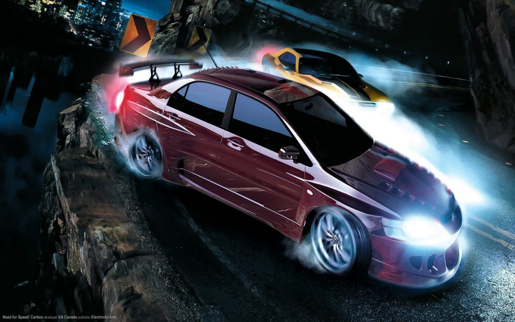 Need For Speed Widescreen Wallpaper