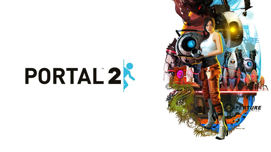 Portal 2 HD Full HD Wallpaper