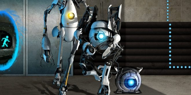 Portal 2 Backgrounds