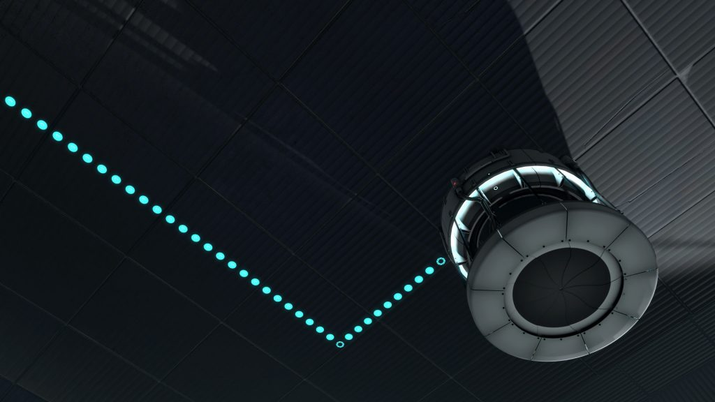 Portal 2 Full HD Background