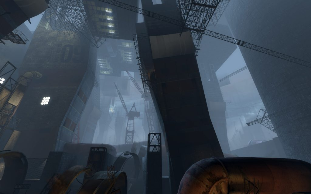 Portal 2 HD Widescreen Wallpaper